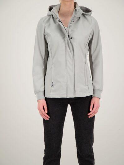 Airforce jas softshell HRW0679/804 paloma grey
