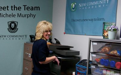 Meet The Team: Michele Murphy, Assistant to Executive Director