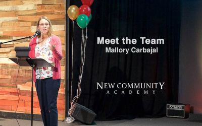Meet The Team: Mallory Carbajal