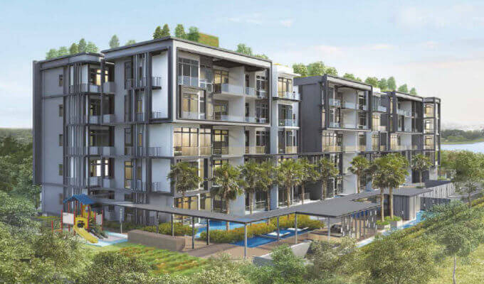 New Launch - Adana @ Thomson - Facade