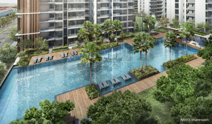 New Launches - North Park Residences - Energy Cove