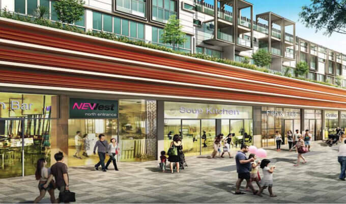 New Condo Launch - NEWest - Shop Footway