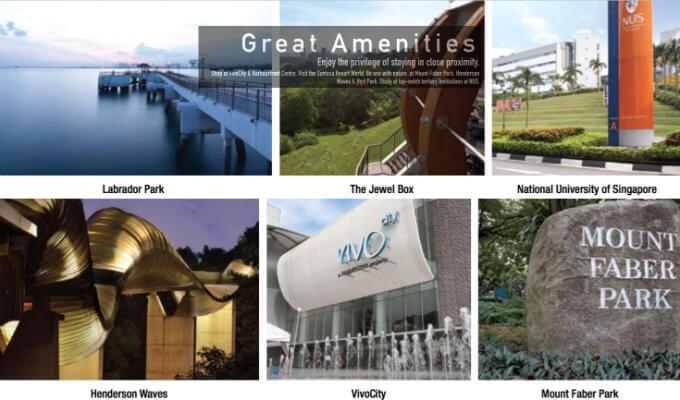 New Condo Launch - Skyline Residences Amenities
