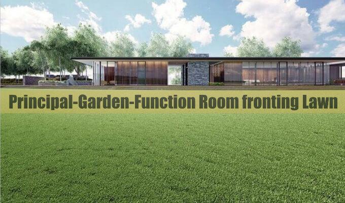 Principal Garden - Function Room