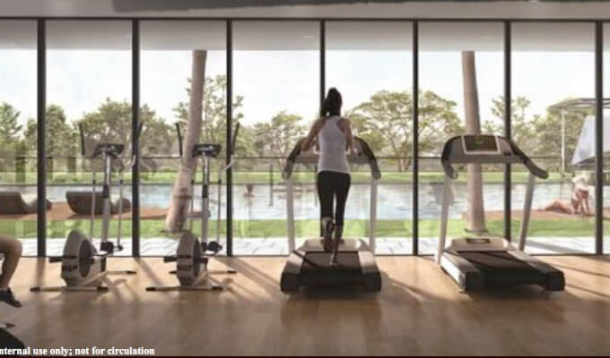 The Terrace - Waterfront Gym