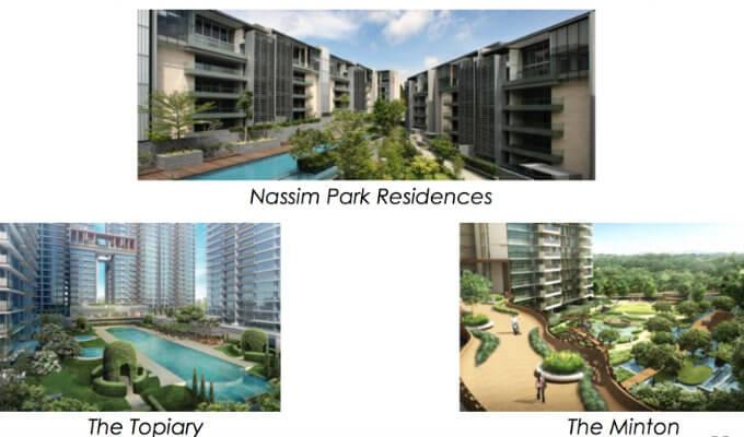 The Terrace EC - Kheng Leong Projects