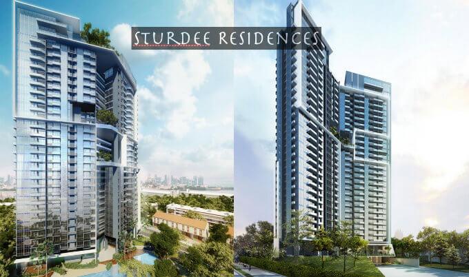 Sturdee Residences - Facade