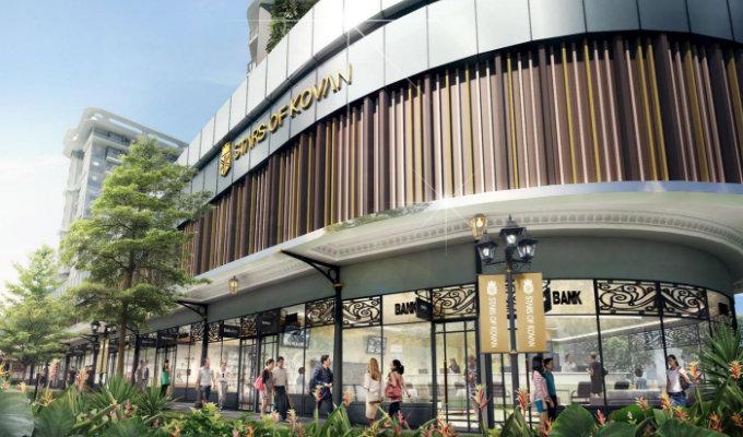 Stars Of Kovan Retail Shops