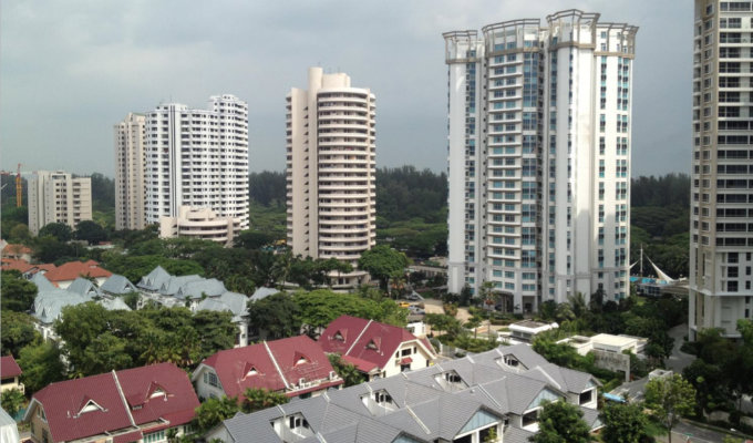 8M Residences - Singapore Condos - View From 2+Study