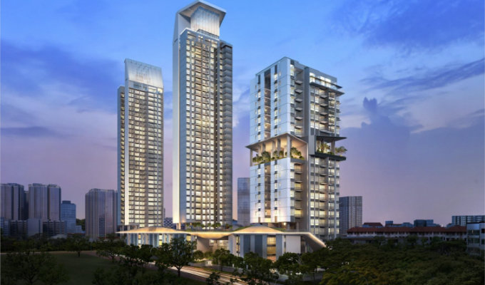 Highline Residences - New Condo - Hero