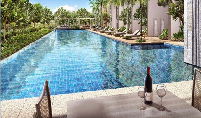 Commonwealth Towers Poolside - Singapore Property