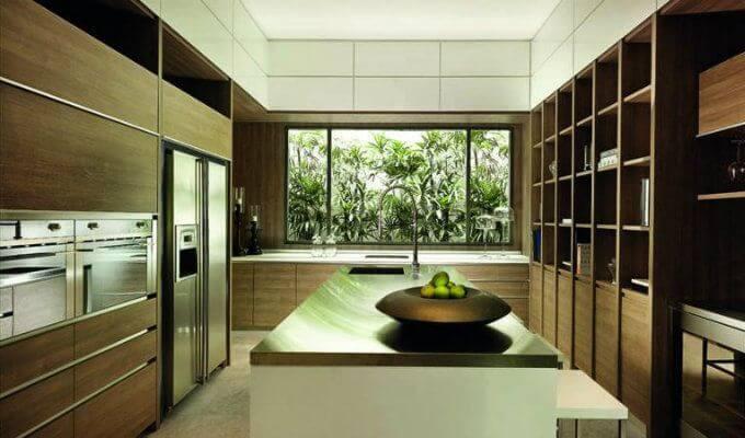 Leedon Residence Kitchen
