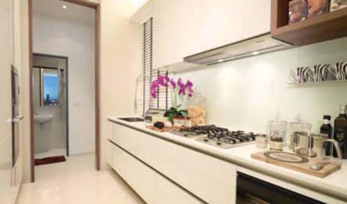 One Balmoral Kitchen