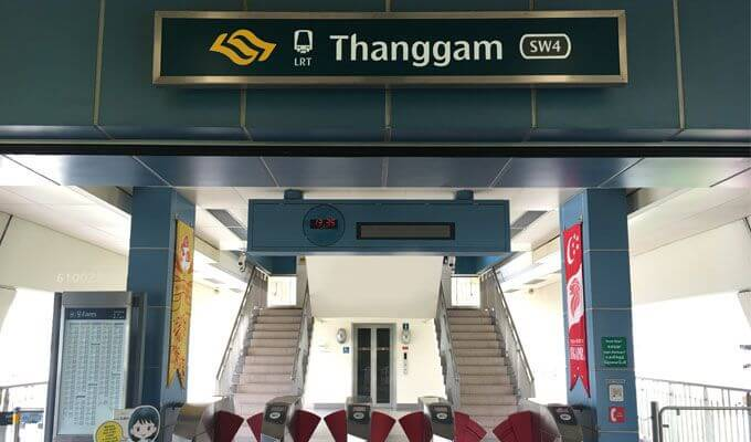 Thanggam LRT