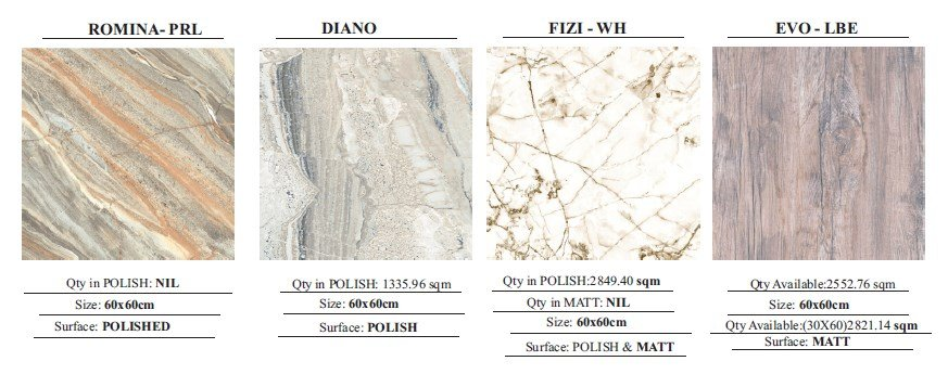 CDK Porcelain Tiles 13