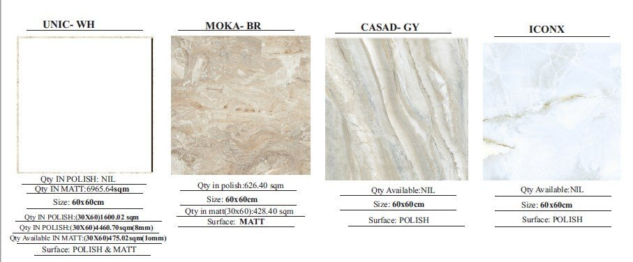 CDK Porcelain Tiles 19