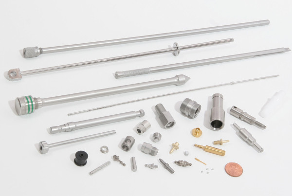 Precision Machined Medical Parts