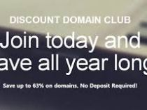 GoDaddy discount domain club