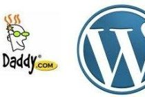 GoDaddy wordpress web hosting