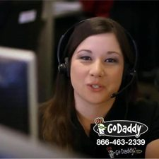 GoDaddy customer support