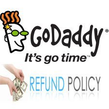 Godaddy refund policy