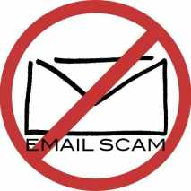 5 surefire ways to avoid falling victim to email scams