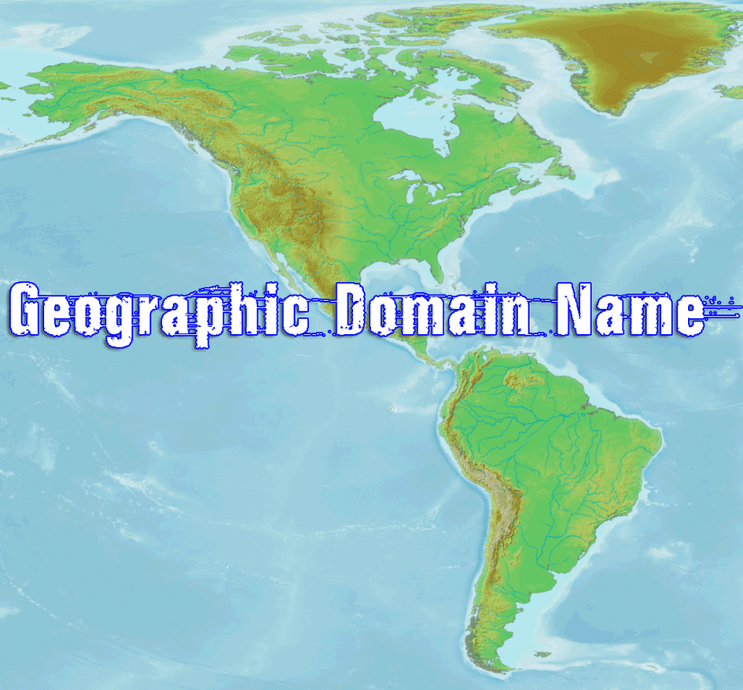 Geographic Domain Name