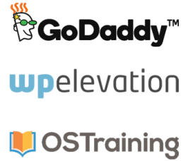 GoDaddy Partners with WP Elevation and OSTraining