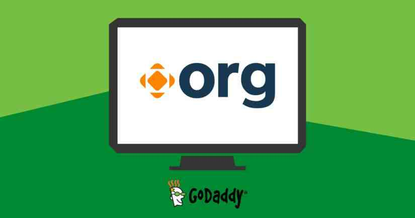 .ORG domain registration 79% Off at GoDaddy just $4.2 per year
