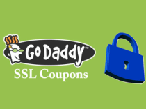Save 30%* OFF GoDaddy SSL coupon codes in December 2018