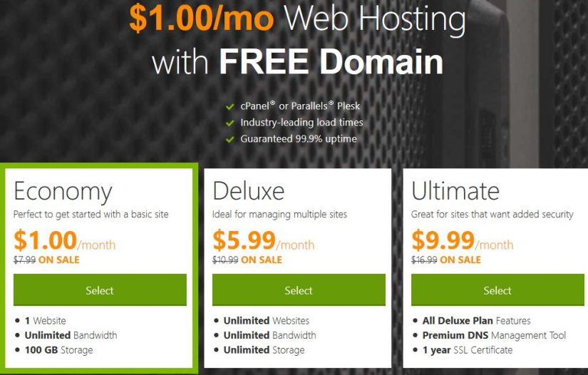 Godaddy Web Hosting Coupon Codes August 2018 Just 1mo Hosting