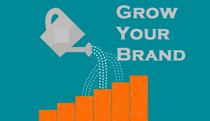 It helps to grow your brand