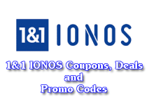 1&1 IONOS Coupons, Deals and Promo Codes For March 2019