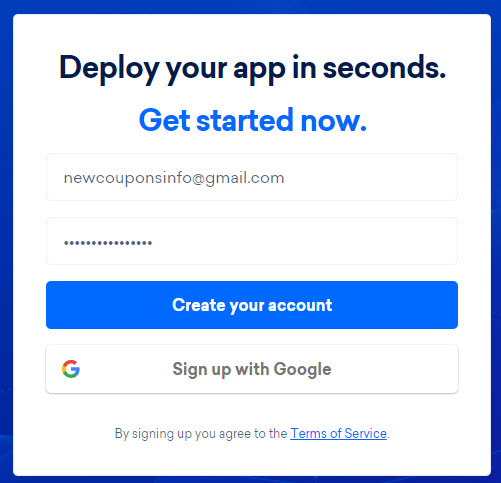 How To Create Account And Use Promo Code on DigitalOcean