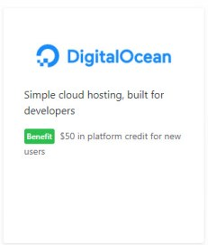 DigitalOcean Promo Code - Free $100 Credit on November 2018