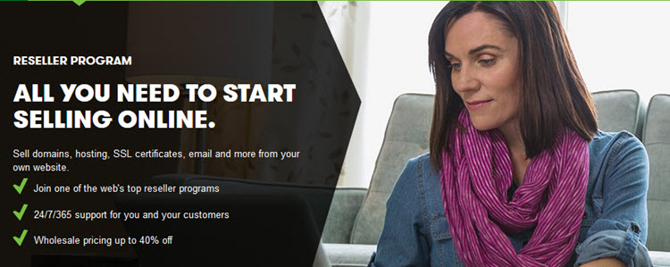 50% Off + $4 5/Mo Godaddy Reseller Coupon August 2019