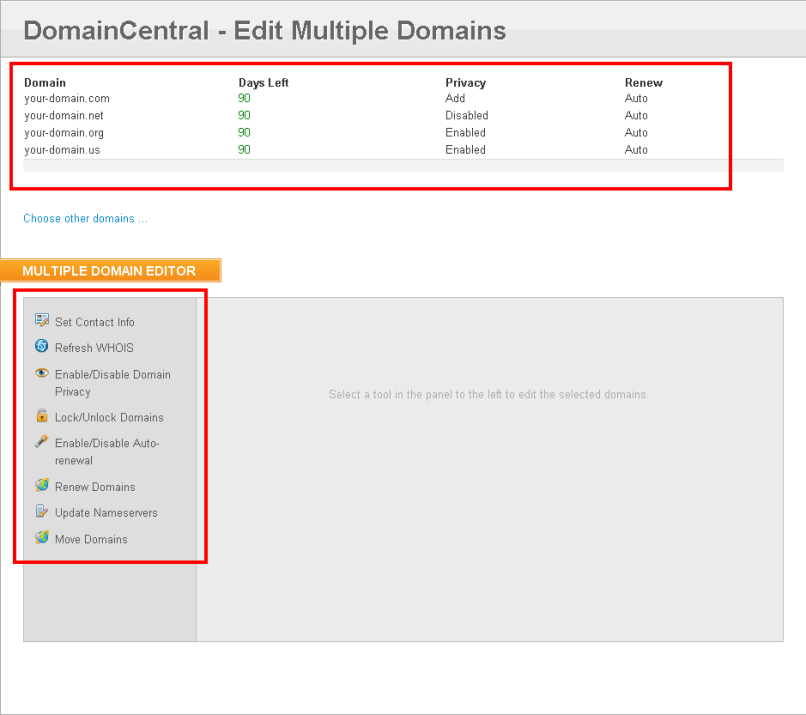 Domain.Com Renewal Coupon & Promo Codes - Up to 25% Off