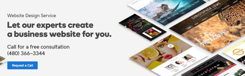GoDaddy Web Design Review - Create your Dream website