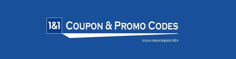 1&1 IONOS Promotions, Deals 2019 - Domain & Hosting For $1
