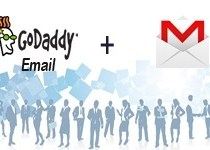 How Use GoDaddy Email on Google Gmail