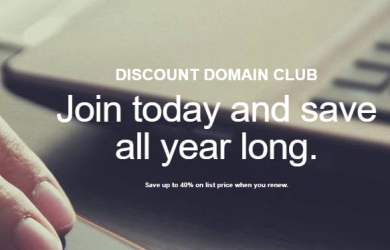 godaddy latest discount domain club coupon
