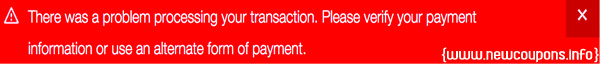 Error Message When Make a Payment on GoDaddy - You Should Know