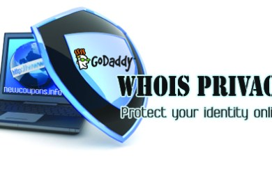 Godaddy Private Registration Coupon: now only $1/Year