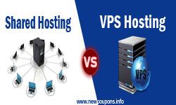 Search for the better hosting: Shared Hosting vs. VPS