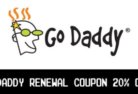 GoDaddy New 20% off Promo Code – Expire Soon !