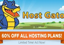 HostGator Year End Sale: 60% OFF for Limited Time!