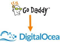 Setup GoDaddy's domain to DigitalOcean VPS