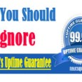 Why You Should Ignore Your Host Uptime Guarantee on newcoupons