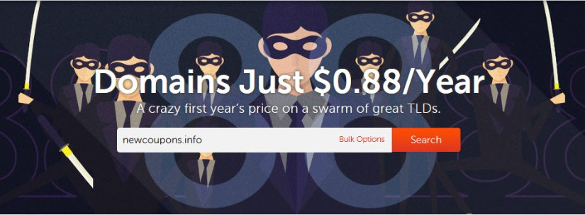 Domains Only 88 Cent at NameCheap - LIFETIME Free WhoisGuard