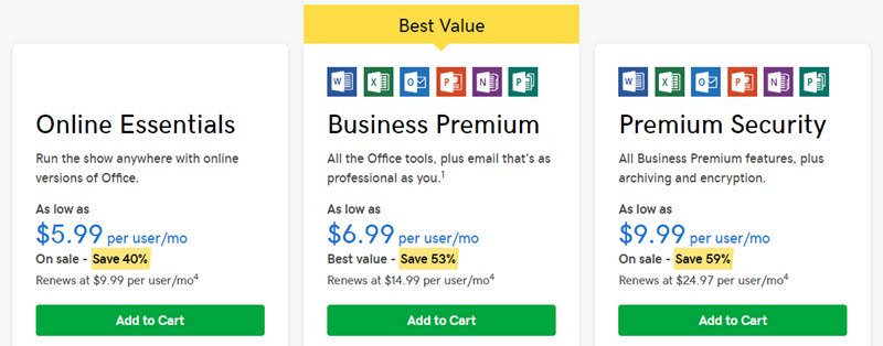 A Brief Intro To Microsoft Office 365 From GoDaddy